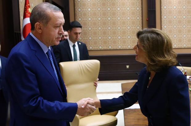 Cansen Başaran Symes Recep Tayyip Erdoğan