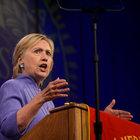 """New York borsası """"Clinton"""" diyor"""