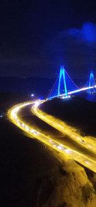 Yavuz Sultan Selim Köprüsü'nden ücretli geçişler başladı