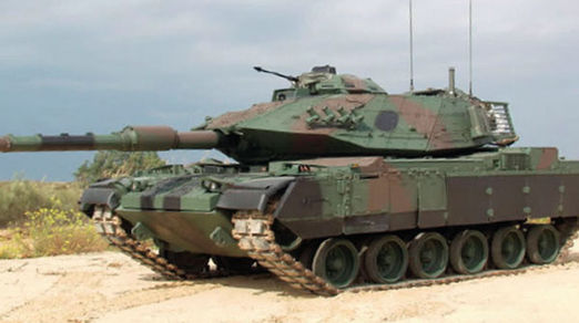 M-60 SABRA