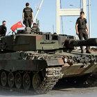 Darbe girişiminde kullanılan tanklar Suriye'de