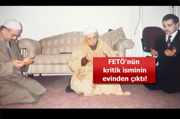 Adil Öksüz, Fetullah Gülen