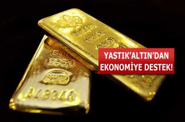 Merkez Bankası altın