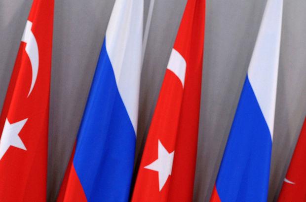 Türkiye Rusya