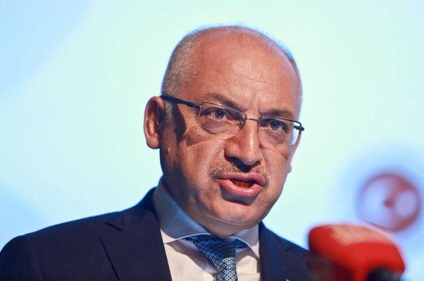 Türkiye İhracatçılar Meclisi Başkanı Mehmet Büyükekşi