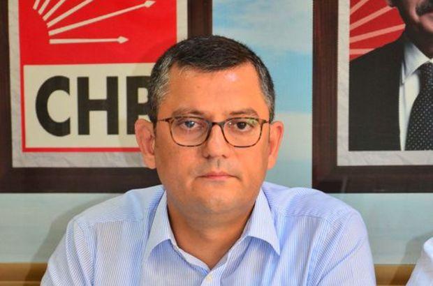 CHP Özgür Özel Ak Parti
