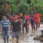 Rize'de sel sularına kapılarak kaybolan Efecan aranıyor