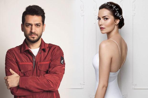 Fahriye Evcen, beyazperdede Murat Yıldırım'la aşk yaşayacak