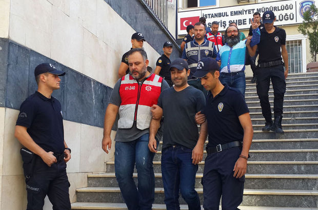 Atilla Taş ve 3 gazeteci tutuklandı!