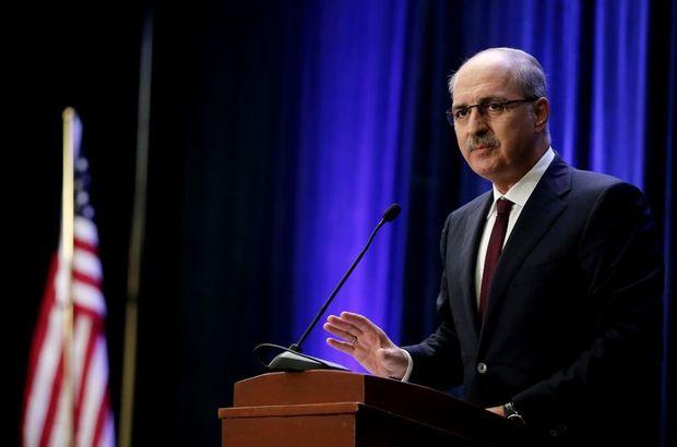 Kurtulmuş: FETÖ'nün PKK ve DAEŞ'ten farkı yok