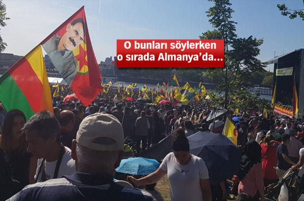 """AB Yüksek Temsilcisi: """"AB ve bütün üyeleri için açıktır ki PKK, terör örgütüdür"""""""
