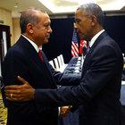 Cumhurbaşkanı Erdoğan ve ABD Başkanı Obama bir araya geldi