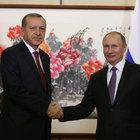 Cumhurbaşkanı Erdoğan ve Vladimir Putin G20'de bir araya geldi