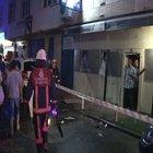 Kağıthane'de eğlence mekanına ses bombası atıldı: 4 yaralı