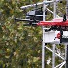 Champs Elysees'de drone festivali