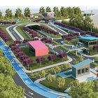 Bağcılar'da öğrencilere dev trafik parkı