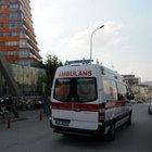 Ataşehir'de lüks sitede silah sesleri