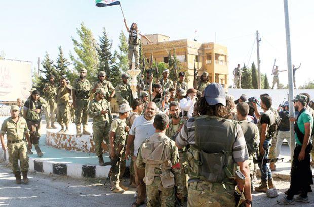 IŞİD'in elindeki El Bab'a 17 kilometre kaldı!