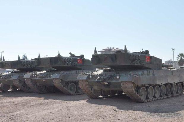 İstanbul'dan İslahiye'ye tank sevkiyatı sürüyor