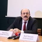 YÖK Başkanı Yekta Saraç, Brüksel'de FETÖ'nün darbe girişimini anlattı