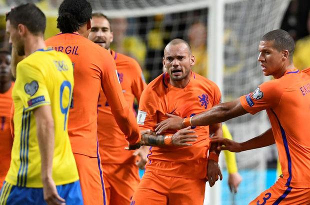 Isveç 1 Hollanda 1 Maç Sonucu Milli Takım Haberleri