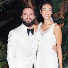 Berkay ve Özlem Katipoğlu çiftinden konser tadında düğün