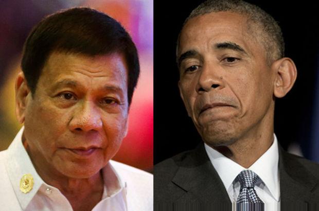 Filipinler, Obama ile Duterte'nin görüştüğünü söyledi