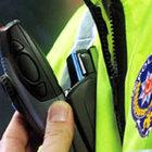 Rize'de bir vatandaş yolda polis telsizi buldu