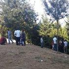 Esenyurt'ta parkta oynayan çocuklar ceset buldu