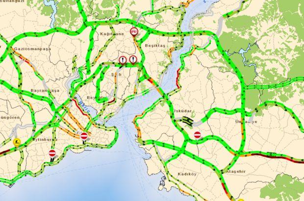 İstanbul'da yollarda son durum ne?