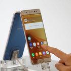 Samsung'un Note 7 ile ABD'de başı belada