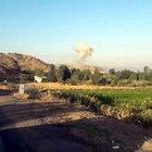 Bingöl'de karakola roketatarlı saldırı