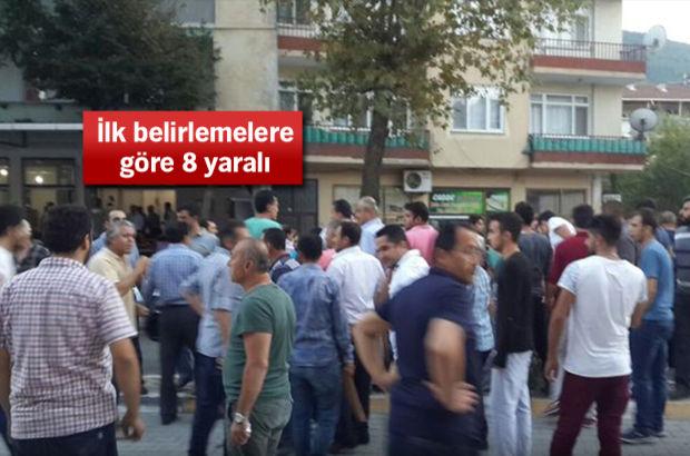 Sinop'ta sokağa çıkma yasağı ilan ettiren kavga