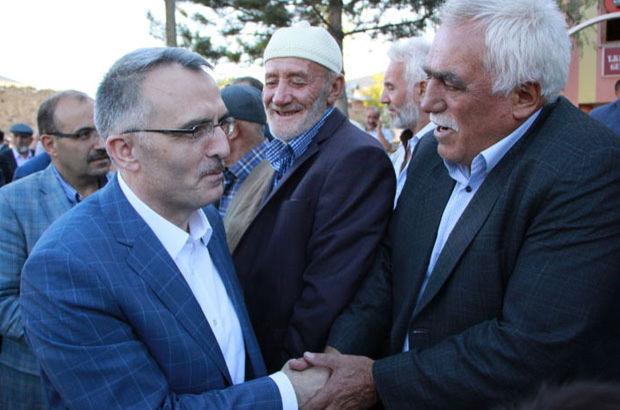 Bakan Ağbal'dan MHP ve Ak Parti'ye ziyaret