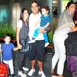 Yurtdışı yolcuları
