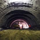 Sabuncubeli Tüneli 2017 sonunda tamamlanacak