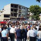 Sinop'ta gerginlik! Köye yürümek isteyen gruba polis müdahale etti
