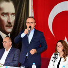 AK Parti Grup Başkanvekili Turan, Çanakkale'de