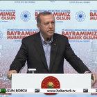 Cumhurbaşkanı Recep Tayyip Erdoğan: 'Seçilmiş görevden alınır mı' diyorlar, bal gibi de alınır
