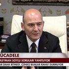 Süleyman Soylu: STK görünümlü yapılar vatandaşımıza baskı yapmaktadır