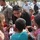 Türkiye'den Cerablus'a yardım