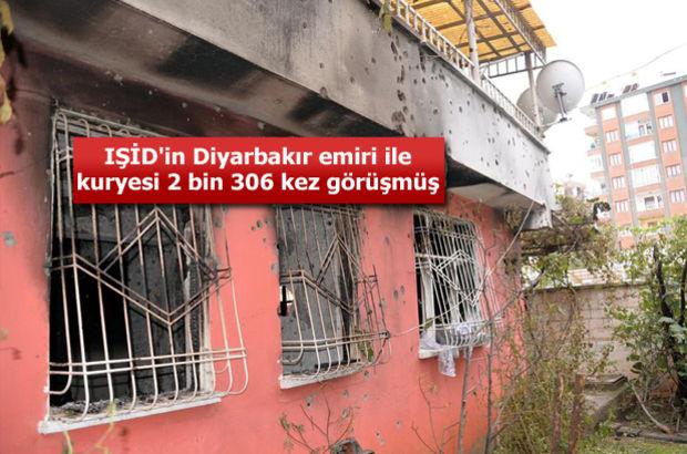 IŞİD şüphelileri Diyarbakır ve Bingöl Emniyeti'ni aramış!