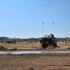 Suriye sınırında 887 kişi yakalandı