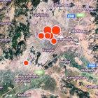 Akhisar'da 4 günde 151 deprem oldu
