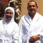 İngiltere'nin Suudi Arabistan'daki büyükelçisi Simon Collis hacı oldu