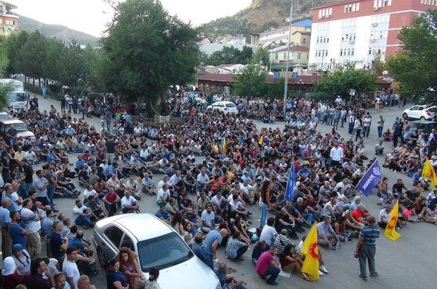 'Tunceli'deki öğretmenler görevlerine iade edilecek'