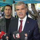 Başbakan Yardımcısı Veysi Kaynak'tan 'Fırat Kalkanı' açıklaması