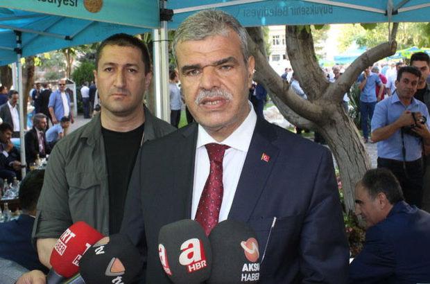 Başbakan Yardımcısı'ndan 'Fırat Kalkanı' açıklaması