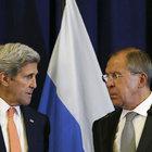 ABD Dışişleri Bakanı Kerry ile Rusya Dışişleri Bakanı Lavrov'dan Suriye görüşmesi