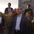 İçişleri Bakanı Soylu'dan Ağrı ziyareti